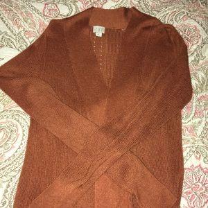 Size Small Cardigan